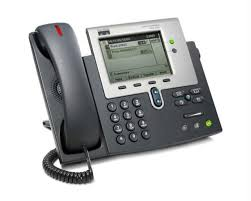 Cisco Unified IP Phone CP7941G [GEBRUIKT]