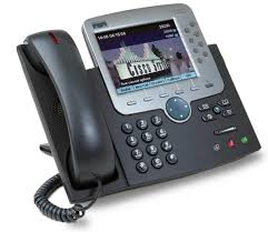 Cisco Unified IP Phone CP7971G [REFURBISHED]