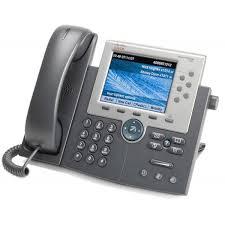 Cisco Unified IP Phone CP7965G [REFURBISHED]