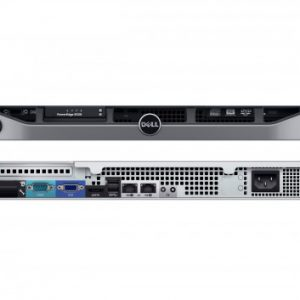 Dell R220 E3-1231v3/4GB RAM/idrac Enterprise